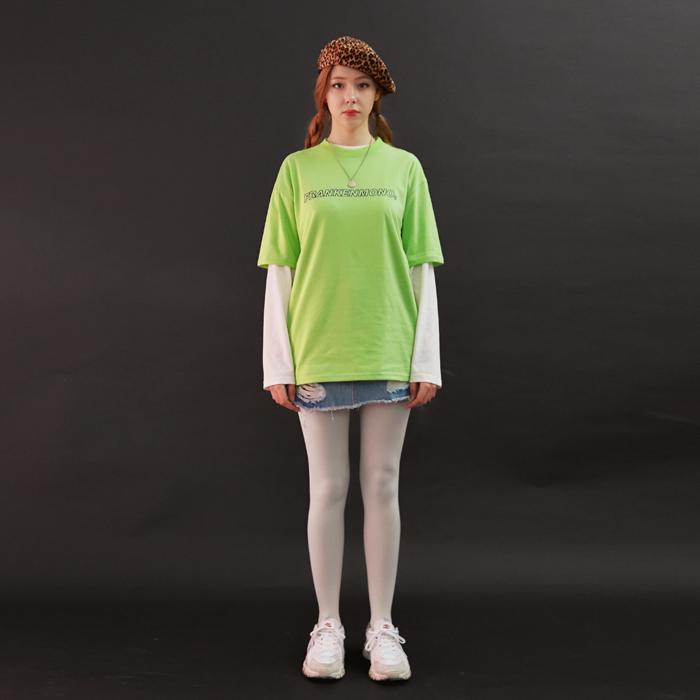 [특가상품]EMPTY MONO T-SHIRT