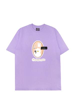 [프랑켄모노]moonmo_c 거울샷 반팔티