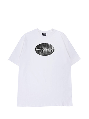 BLACK-AND-WHITE FOREST T-SHIRT