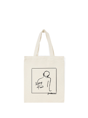 THINK-ECO BAG(IVORY)