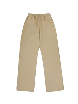 ADD WIDE PANTS(BEIGE)
