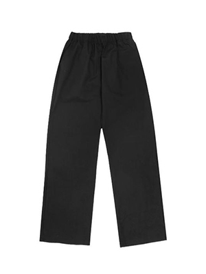 ADD WIDE PANTS(BLACK)
