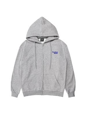 POISON-HOOD ZIP UP
