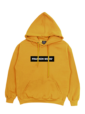 [특가상품]SQ BOX LOGO HOOD