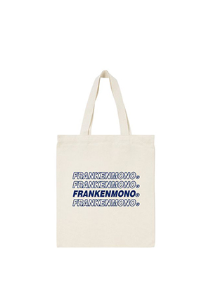 F4 LOGO ECO BAG