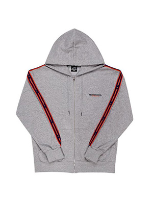 OPTIMUS TAPING HOOD ZIP-UP