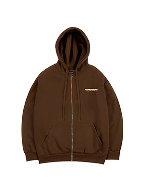 ORIGIN MONO HOOD ZIP-UP
