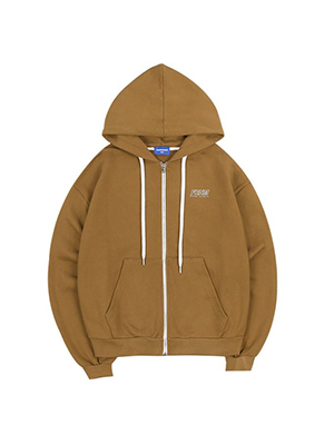 EFFECT HOOD ZIP-UP