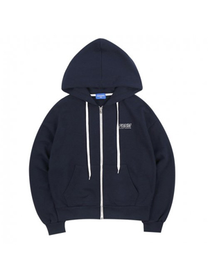 [WOMAN FIT]EFFECT HOOD ZIP-UP