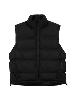 MUJI SIMPLE PADDING VEST