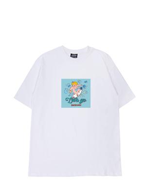 [프랑켄모노]songkingko 서핑 반팔티